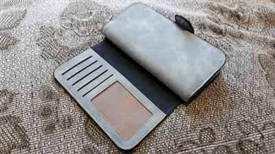 Boots N Bags Heaven Faux Suede Chic Long Wallet Review