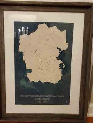 Kristyn Berry verified customer review of Zion National Park Map