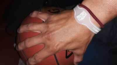 Matthew V. verified customer review of GHOST 2.0 WRISTBAND