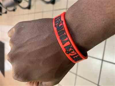 Deuce Brand FRED VANVLEET BET ON YOURSELF LEGACY BAND | RED Review