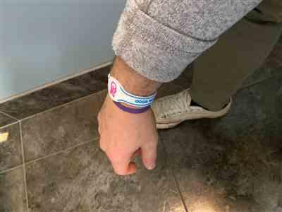 Luke Hatley verified customer review of FLAMINGO 2.0 WRISTBAND
