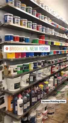 Samantha I. verified customer review of Screen Printing Experience - Brooklyn NY
