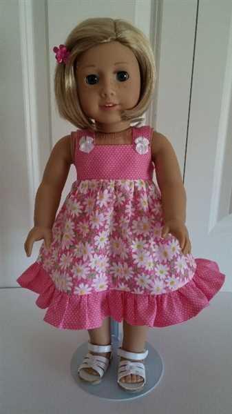 Pam Rovelli verified customer review of Fun in the Sun 18 Doll Clothes Pattern