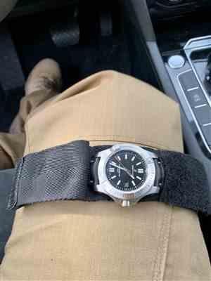 Djaffar Ouali-dada verified customer review of BRACELET COMMANDO - Montre