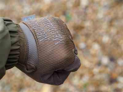 Michaël verified customer review of SPECIALTY 0.5 MM COVERT - Gants tactiques