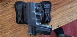 ERIC M. verified customer review of IF8 - Holster inside