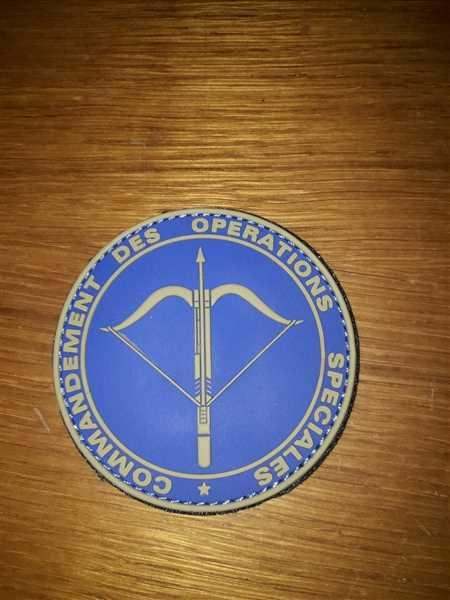 William Bordat verified customer review of COS - Morale patch