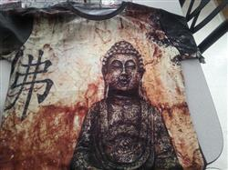 William N. Jackson verified customer review of Buddha Zen Shirt