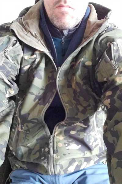 Galaxy Teez Military Tactical Camouflage Jacket with Hoodie Version 1 Review