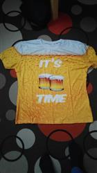 Tammie R. Lykes verified customer review of It's Beer Time 3D T-Shirt