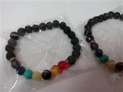 Pamela Jewett verified customer review of Healing 7 Chakras Volcanic Stone Bracelet