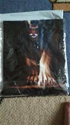 Don M. Dixon verified customer review of Badass Wolf T-Shirt - Limited Edition!