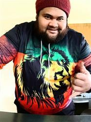 Galaxy Teez Exclusive: Lion Reggae Flag 3D T-Shirt Review