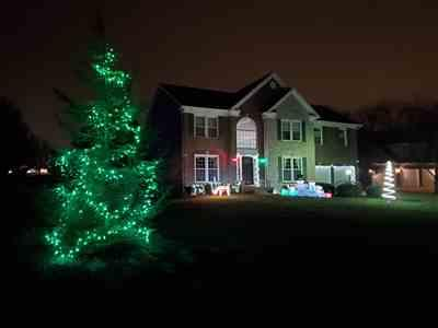 Anonymous verified customer review of Sylvania LED 50 C6 Christmas Lights