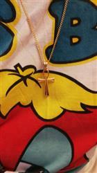 Thomas Evans verified customer review of Life and Balance Ankh Necklace