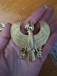 Thomas Miller verified customer review of Egyptian Falcon of Horus Amulet