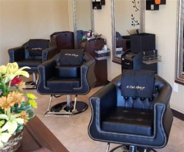 LINA Garza verified customer review of Icarus Young Black Beauty Salon Styling Chair, Round Base