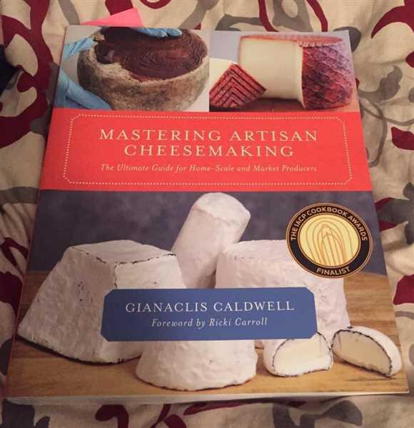 New England Cheesemaking Supply Company Mastering Artisan Cheesemaking Review