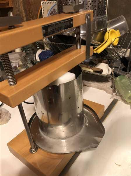 New England Cheesemaking Supply Company Cheese Press Review