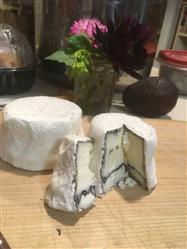 Karl Bahm verified customer review of Goat Cheese Recipe with Ash