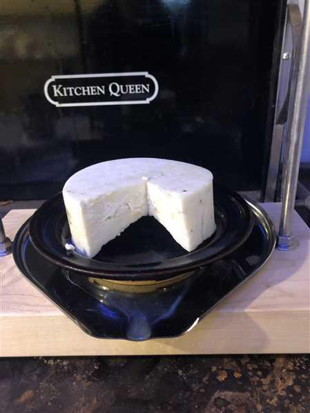 New England Cheesemaking Supply Company Queso Blanco Cheese Making Recipe Review