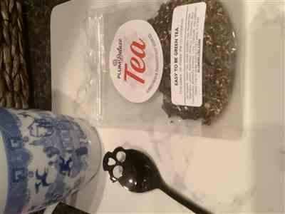 Joseph Johnson verified customer review of Easy to Be Green Tea (Blueberry / Hibiscus)