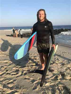 Dylan O'Donnell verified customer review of R-Series 8'0 Joy | SURFRIDER FOUNDATION