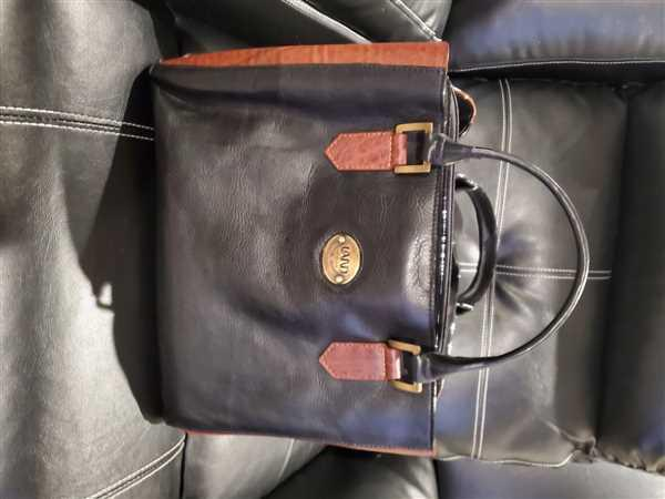 LAND Leather Santa Fe Sandra Satchel Review