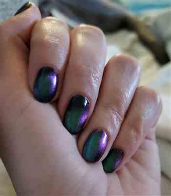 Shana verified customer review of Live Love Polish Sangria (On The Rocks Collection)
