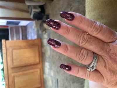 Elaine J. verified customer review of Live Love Polish Sangria (On The Rocks Collection)