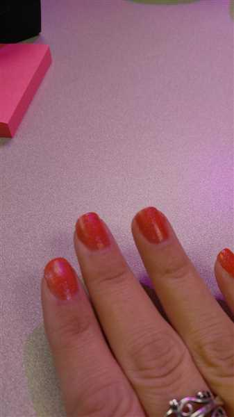 erica kirsch verified customer review of Live Love Polish Horizon Nail Polish (Sunset Collection)
