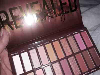 Jessica Markwell  verified customer review of Revealed Rouge Eyeshadow Palette
