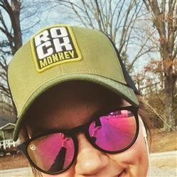 ALLISON M. verified customer review of The RMO Hat - Green