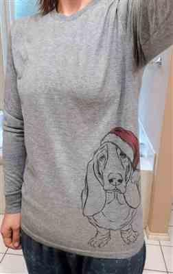 Inkopious Charlie the Basset Hound  - Christmas Collection Review