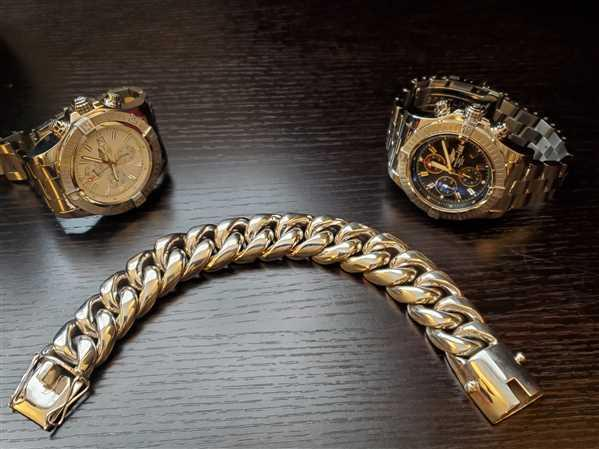 Exsell j smith verified customer review of Cuban Link Bracelet x 25mm Wide