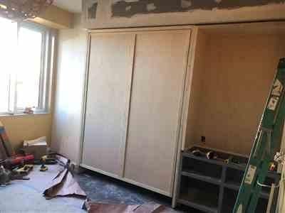 Steven Cohen verified customer review of DIY Murphy Bed Kit-Free shipping