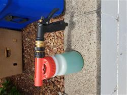 Mike . verified customer review of Foam Blaster - Hose Attachment