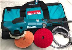 Anonymous verified customer review of Makita PO5000C Dual Action