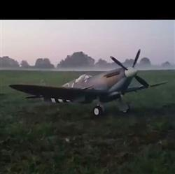 Kev  verified customer review of FlightLine Spitfire Mk.IX 1200mm (47) Wingspan - PNP