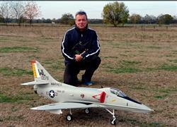 Motion RC Freewing A-4E/F Skyhawk 80mm EDF Jet - ARF PLUS Review