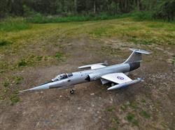 Tor A. verified customer review of Freewing F-104 Starfighter Silver 90mm EDF Jet - PNP
