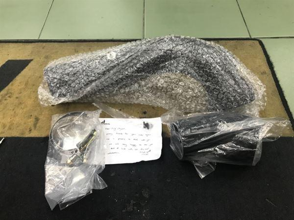 Ying C. verified customer review of BMW N55 Chargepipe Kit (135i & 335i)