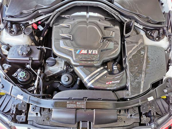 ML Performance Eventuri BMW E90 E92 E93 Carbon/Kevlar Airbox Lid (M3) Review
