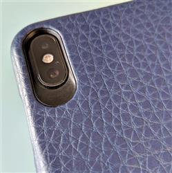Phil M. verified customer review of Grip - iPhone Xs Max Leather Case