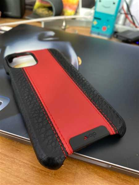 Doug Trace verified customer review of Grip GT iPhone 11 Pro leather case