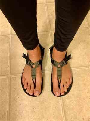 Anonymous verified customer review of Cairn 3D PRO Adventure Sandals