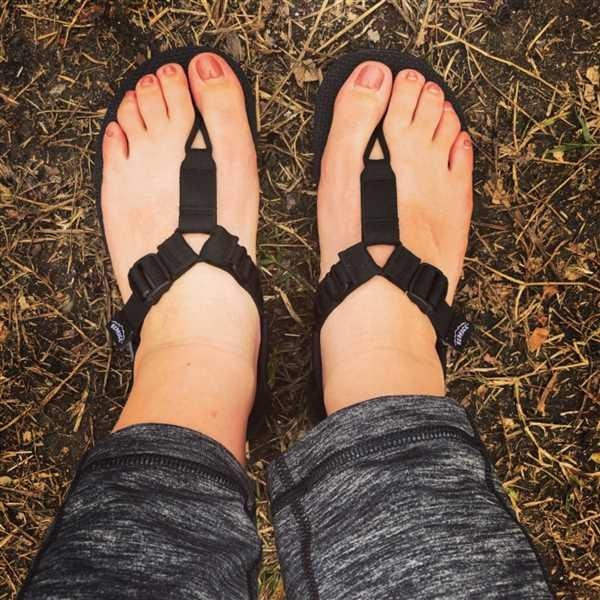 Holly Vickers verified customer review of Cairn PRO II Adventure Sandals