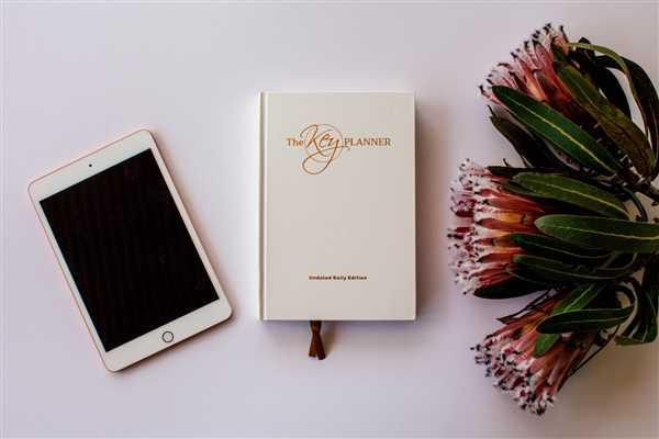 [The Key Planner] 90-day Undated Daily Planner & Goal Setting Journal - The Key Planner Review