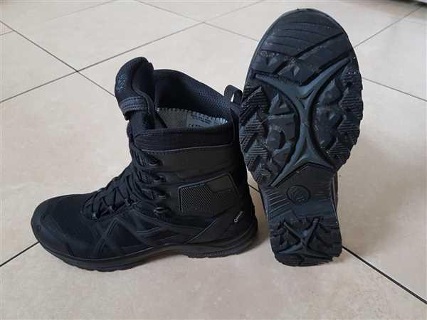 UKMCPro Haix Black Eagle Athletic 2.1 GTX High/Black Review