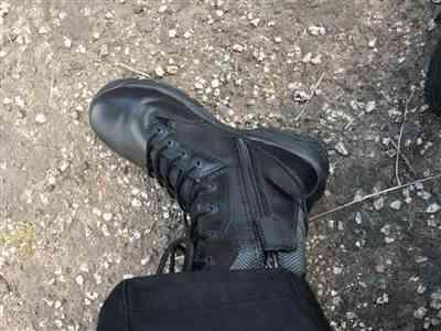 Brian L. verified customer review of Magnum Strike Force 8 Double Side-Zip Boots